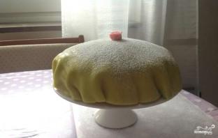 Торт для принцессы - фото шаг 5