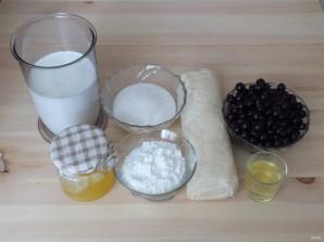 Пирожные с кремом и ягодами - фото шаг 1