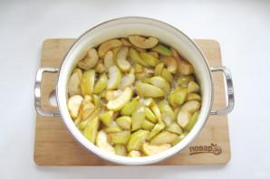 Варенье из яблок и слив - фото шаг 10