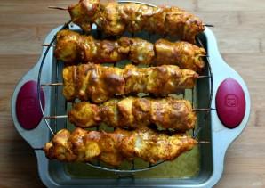 Рисовые корзиночки с курицей Тикка Масала - фото шаг 6