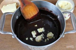 Чернослив в шоколаде с коньяком - фото шаг 6
