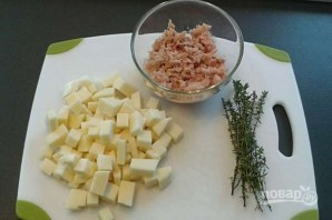 Фокачча на сковороде - фото шаг 3