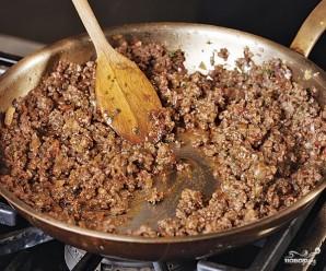 Мусака с баклажанами и картофелем - фото шаг 3
