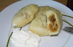 Пирожки на пару  - фото шаг 7