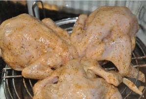 Курица в аэрогриле - фото шаг 4