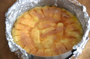 Итальянская шарлотка с яблоками - фото шаг 11