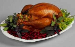 Курица в духовке на вертеле - фото шаг 4