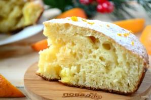 Быстрый апельсиновый пирог на скорую руку - фото шаг 8