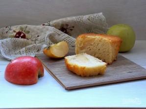 Кекс с яблоками на сыворотке - фото шаг 6