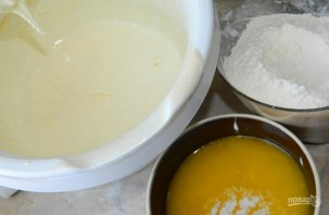 Торт на крестины - фото шаг 2