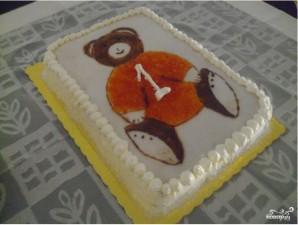 """Торт """"Мишутка"""" - фото шаг 9"""