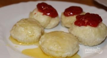 Сырники из творога для детей - фото шаг 6