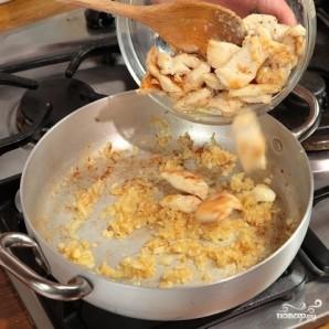Курица с рисом - фото шаг 4