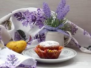 Грушевые карамельные кексы - фото шаг 9