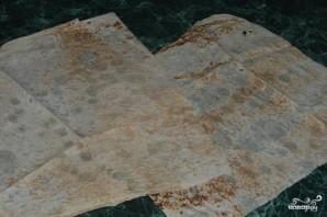 Рулет из лаваша с куриной грудкой - фото шаг 2