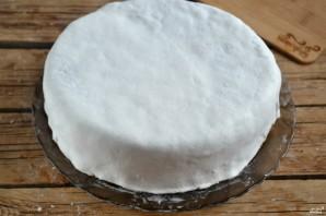 Пасхальный торт - фото шаг 7