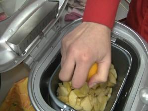 Варенье из яблок в хлебопечке - фото шаг 4