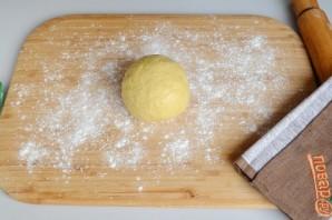 """Сахарное печенье """"Любимое"""" - фото шаг 7"""