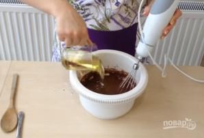 Очень вкусный шоколадный пирог - фото шаг 6