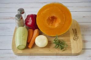 Суп-пюре из запеченных овощей - фото шаг 1