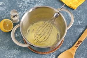 Яично-масляный соус