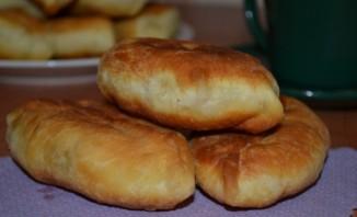 Пирожки на сухих дрожжах - фото шаг 7
