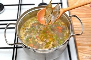 Суп с перловой крупой - фото шаг 3