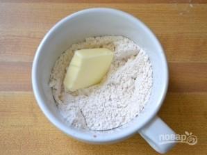 Пирог в чашке в микроволновке - фото шаг 2