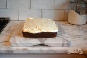 Морковный пирог с топпингом - фото шаг 10