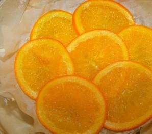 Торт апельсиновый с маком  - фото шаг 1