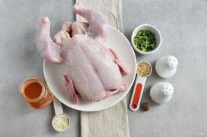 Домашняя ветчина из курицы