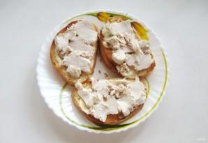 Горячие бутерброды с куриной грудкой - фото шаг 4