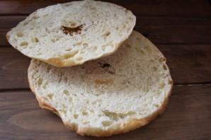 Толстый лаваш с сыром и бужениной - фото шаг 2