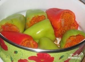 Болгарский перец с морковью - фото шаг 6