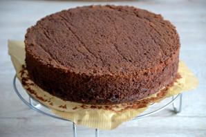 """Торт """"Шоколадный бархат"""" - фото шаг 12"""