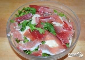Итальянский салат с макаронами - фото шаг 4