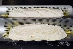 Французский багет в духовке - фото шаг 5