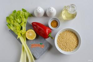 Салат из кускуса - фото шаг 1