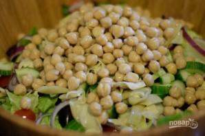 Салат из грудок - фото шаг 5