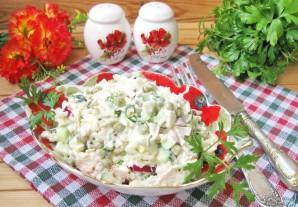 Салат из курицы с рисом - фото шаг 10