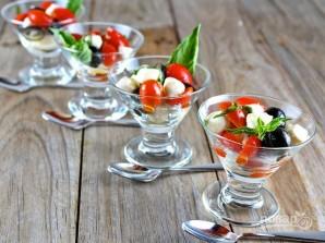Порционный салат - фото шаг 6