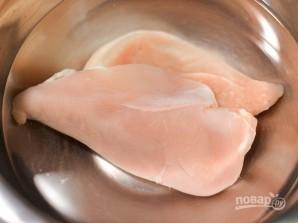 Рецепт шницеля из курицы - фото шаг 1