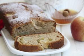 Кекс творожный с яблоками - фото шаг 5