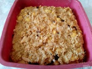 Яблочный пирог из овсяного теста - фото шаг 10