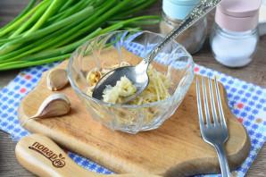 Яйца фаршированные орехами - фото шаг 8