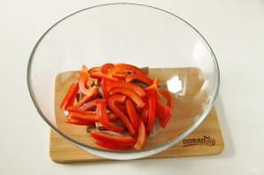 Китайский салат с языком - фото шаг 4