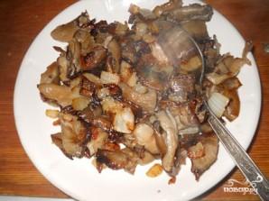 Рыба по-царски с грибами - фото шаг 5