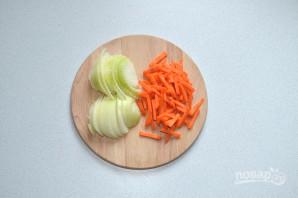 Толстолобик в томатном соусе - фото шаг 3