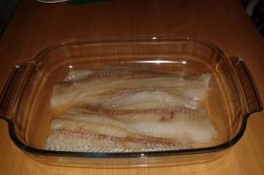 Запеченная рыба под шубой - фото шаг 2