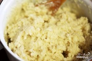 Заварное тесто для оладий - фото шаг 2